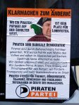 neues Piratenplakat